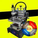 焊锡膏或贴片胶漏印设备