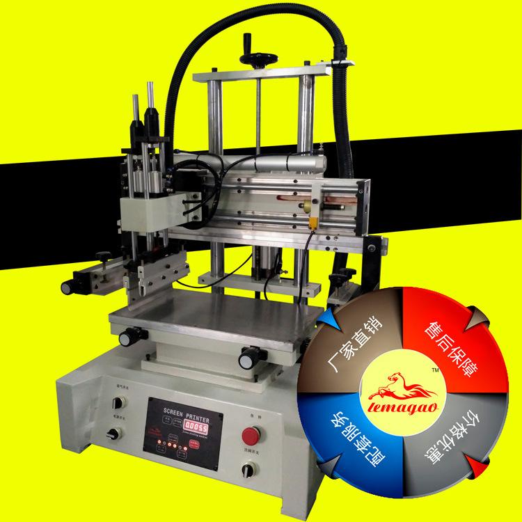 平面丝印机到底要不要加吸气功能工作台