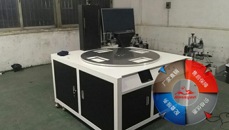大转盘丝印机