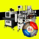 全自动文具尺丝印机印刷尺子带自动上下料功能