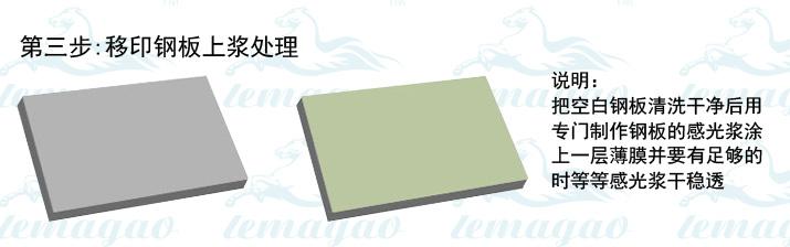 移印钢板制作教程